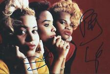 Salt N Pepa signed Music Hip Hop Push It! Legends RARE COA LOOK!!