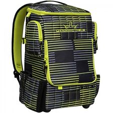 New Dynamic Discs Golf RANGER Bag Backpack Style - Stoke Chartreuse