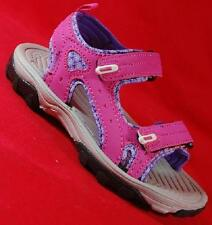 NEW Girls Youth NORTHSIDE Pink/Purple Flower Athletic Hiking Sport Sandals Shoes