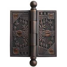 Solid Brass Countryside Hinge