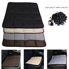 Bamboo Charcoal Breathable Soft Home Office Chair Seat Cushion Cover Pad Mat New