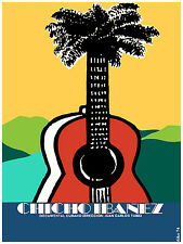 602.Chicho Ibañez wall Art Decoration POSTER.Graphics to decorate home office.