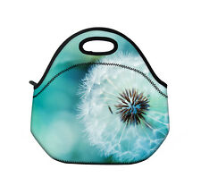 X'mas Gift Dandelion Insulated Tote Lunch Bag Cool Handbag Cooler Lunch Box Case