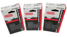 """3 Pack Oregon Semi-Chisel Chainsaw Chains Fits Homelite 14"""" Saw FREE Shipping"""