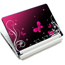 13.3 15.4 15.6 Red Butterfly Laptop Skin Sticker For HP Asus Aser Toshiba Dell