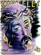 279.Art Decoration POSTER.Graphics to decorate home office.Carteles Jesus Christ