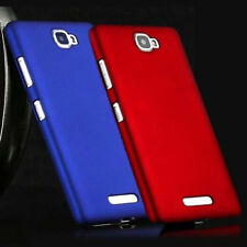 For Lenovo S860E S810 Snap On Rubberized Hard Case cover
