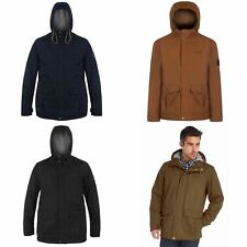 Regatta Great Outdoors Mens Heritage Sternway Waterproof Jacket
