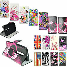 PU Leather Case Wallet Stand Mobile Phone Cover For Motorola MOTO G3 G 3rd Gen