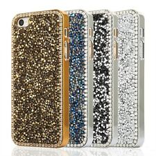 Sparkle Bling Glitter Crystal Diamond Hard Phone Case For iPhone 6S Plus Samsung