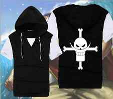New Japanese Anime One piece Clothing Hoodie T-shirt Tee M L  XL XXL Tos #E-02