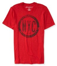 Aeropostale Mens Weathered NYC Graphic T-Shirt
