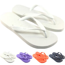 WOMENS HAVAIANAS FLIP FLOPS ORIGINAL BOX BRASIL BRAZIL TOP LADIES SANDALS 3-8