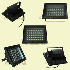 150W LED 50x3W Watt Flood Light 85-265v AC/12v DC Waterproof IP66 Lamp Wholesale