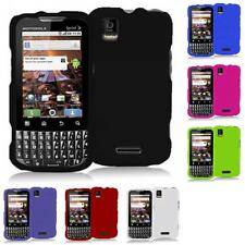 Color Hard Snap-On Rubberized Skin Case Cover for Motorola Xprt MB612 Phone