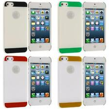 Color Crystal Hard Snap-On Ultra Thin Case Cover Accessory for iPhone 5 5G 5S