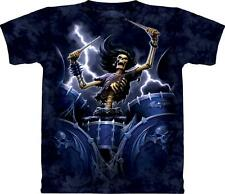 DEATH DRUMMER ADULT T-SHIRT THE MOUNTAIN