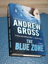 The Blue Zone by Andrew Gross HC/DJ BCE *COMBINE SHIP discounts* 9780061143403