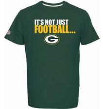 Green Bay Packers T-Shirt T-Shirt,NFL Football,Majestic,it´s not just