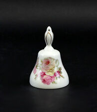 Porcelain Table bell with Rose Decoration Lindner Bavaria 9986066