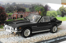 ASTON MARTIN V8 VANTAGE CONVERTIBLE THE LIVING DAYLIGHTS JAMES BOND 007 UH 1/43