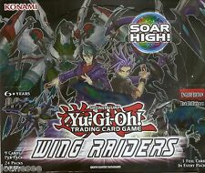 Wing Raiders WIRA Common Yu-gi-oh Cards Single/Playset Take Your Pick New