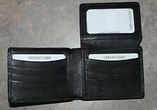 New Genuine Leather Wallet ATLANTA FALCONS HELMET Emblem Bi-fold or Tri-Fold