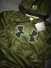UNDER ARMOUR COLD GEAR CAMO HOODIE SIZE XL L M MEN NWT $$$$