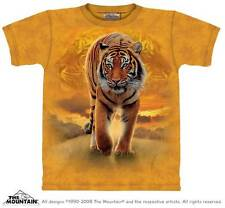 RISING SUN TIGER CHILD T-SHIRT THE MOUNTAIN