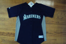 SEATTLE MARINERS NEW MLB MAJESTIC OFFICIAL KIDS JERSEY