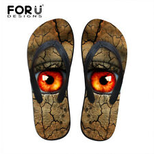 Cool Men's Flip Flops Summer Fashion Beach Sandals Boys Casual Slippers Shoes