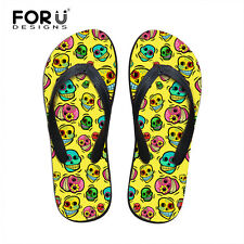 Summer Fashion Womens Casual Flip Flops Beach Thongs Flat Sandals Shoes 6 Colors