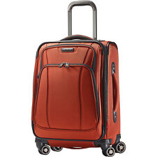 """Samsonite DK3 Carry-On Spinner Luggage - 21"""" 3 Colors Softside Carry-On NEW"""