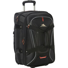High Sierra AT7 Carry-on Wheeled Duffel with Backpack Travel Duffel NEW