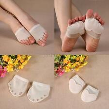 Trendy Ballet Dance Paws Cover Foot Forefoot Toe Undies Thong Half Lyrical Shoe