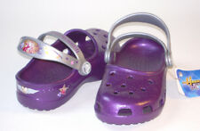 $35 Crocs Hannah Montana Kids Mary Jane size M3 W5 CLEARNCE!