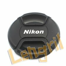 Pixco 52mm Snap-on Lens Cap For Nikon Camera Fit For Any 52mm Filter Size Lens