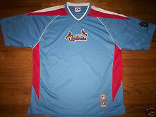 ST. LOUIS CARDINALS NEW MLB MAJESTIC IMPACT JERSEY
