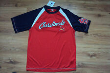 ST. LOUIS CARDINALS NEW MLB MAJESTIC EXTRA BASES JERSEY