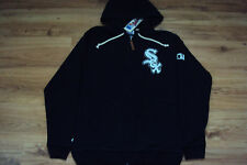 CHICAGO WHITE SOX NEW MLB MAJESTIC AUTHENTIC CLUBHOUSE FULL ZIP FLEECE JACKET