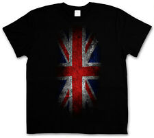 T-Shirt VINTAGE UK UNION JACK Flag - England FLAG S M L XL XXL XXXL T-Shirt