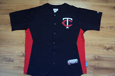 JOE MAUER MINNESOTA TWINS NEW MLB AUTHENTIC MAJESTIC COOL BASE JERSEY