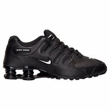 NIKE SHOX NZ EU 2016 BLACK WHITE MENS US14 &15 SHOES ** $29.95AUD POST WORLDWIDE