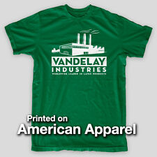 VANDELAY INDUSTRIES Costanza SEINFELD George Larry AMERICAN APPAREL T-Shirt