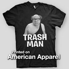 TRASH MAN Sunny Philadelphia Wrestling Troll Foot wwf AMERICAN APPAREL T-Shirt