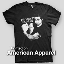 PROJECT BADASS It's Sunny Philadelphia COMEDY Paddys AMERICAN APPAREL T-Shirt