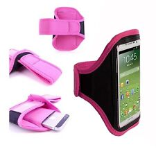 Pink Running Sport Armband GYM Skin Case Cover for Cell Phones 2016 new