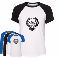 Unisex Girls Fashion Boys White&black Owl Swag Cotton Sleeve Tees T-Shirt Tops