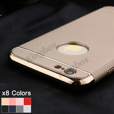 Luxury Ultra-thin Slim Hybrid Shockproof Hard Armor Back Case Cover For iPhone