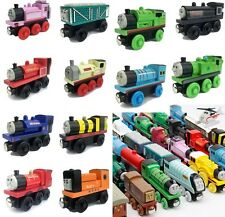 Thomas & Friends Variety Of Wooden Magnetic Tank Engine Railway Train Toy Car